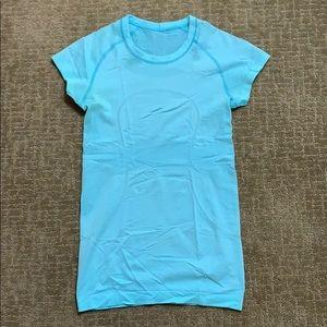 Lululemon Swiftly Tech short sleeve, size 4
